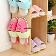 Creative Home Wall Door Mounted Hanging Shoes Shelf Rack Storage Holder ONMF 01