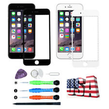 Front Screen Glass Lens Replacement Part For iPhone 6 6S Repair Open Tools Kit