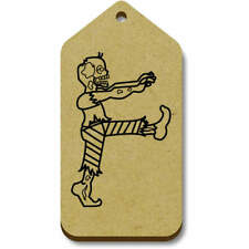 'Zombie' Gift / Luggage Tags (Pack of 10) (vTG0000270)