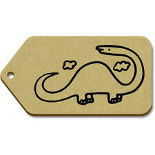 'Cute Dinosaur' Gift / Luggage Tags (Pack of 10) (vTG0018287)
