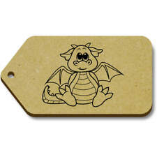 'Baby Dragon' Gift / Luggage Tags (Pack of 10) (vTG0017201)