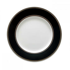 2 wedgwood VERA WANG WITH LOVE NOIR BREAD PLATES  - NEW