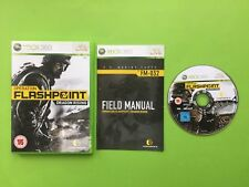 Operation Flashpoint Dragon Rising Xbox 360 PAL Game + Free UK Delivery