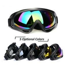 Sports Goggles Sunglasses Dust Proof Colored Lenses Outdoor Eye Wear Protections