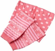 Jefferies Socks Baby-Girls Newborn Dotty Spotty Capri, Bubblegum, 18-24 Months