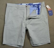 NWT MENS TOMMY BAHAMA OFFSHORE KHAKI TAN SANDS CHINO SHORTS SZ 30-40