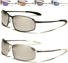 NEW X-LOOP SUNGLASSES MENS LADIES WOMENS METAL WRAP SPORTS AVIATOR RUNNING GOLF
