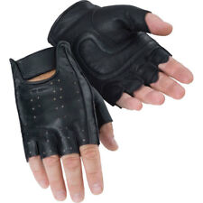 Tour Master Select Summer Fingerless Gloves Motorcycle Gloves