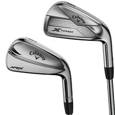 New 2018 Callaway Apex MB / X Forged Combo Iron Sets - LH (3-PW) Steel Shafts