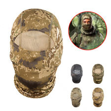 Camouflage Balaclava Army Outdoor Tactical Military Full Face Mask Cap Hats 2017
