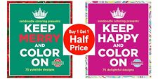 Buy 1 Get 1 50% OFF (Add 2 to Cart)  Zendoodle Coloring Books FREE US SHIPPING