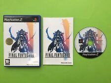 Final Fantasy XII Playstation 2 PS2PAL Game + Free UK Delivery