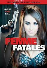 Femme Fatales: The Complete First Season 1 ONE(DVD, 2013, 3-Disc Set)NEW
