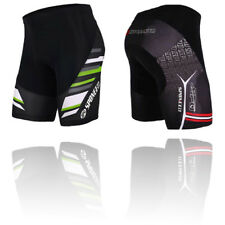 Men's Bike Shorts Pro Cycling 4D Gel Padded Tights Bicycle Tops Lycra Bottoms