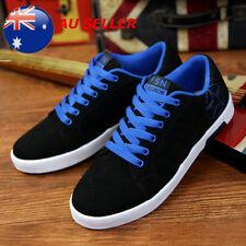 AU Mens Sneakers England Trainers Casual Lace Up Breathable Stars Sports Shoes