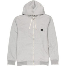Billabong All Day Sherpa Mens Hoody Zip - Grey Heather All Sizes