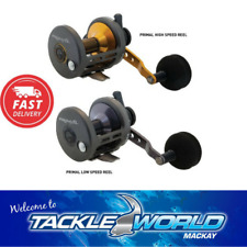 Fin-Nor Primal Lever Drag Overhead Fishing Reel Tackle World