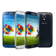 "Unlocked Samsung Galaxy S4 GT-I9500 16GB 5"" Android Smartphone NFC WiFi 3Colors"