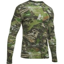 Under Armour Tactical Threadborne Camo Early Season Mens T-shirt Long Sleeve -