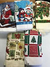Assorted Christmas Kitchen Towels - Set of 2