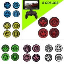 4Pcs Analog Joystick Thumb Stick Grips Cap Cover for PS4 Xbox One Controller Top