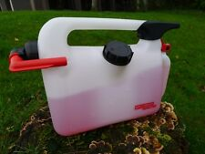 'Push Button' Birchmeier 6L Petrol Fuel Can - No Mess Lawnmowers Chainsaws etc