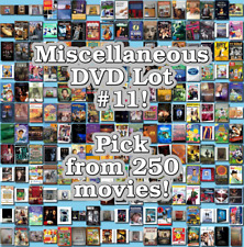 Miscellaneous DVD Lot #11: Pick Items to Bundle and Save!