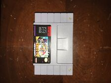 Huge lot of Super nintendo games to choose from. Pick your Title. Snes Game lot
