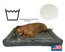 Easy Wash Orthopedic Dog Bed Pad/Mat from Pet Patio