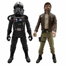 3.75'' Star Wars Rogue One Tie Fighter Pilot Figure Imperial Trooper Action Figu