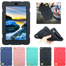 Shockproof Silicone Case Cover For Amazon Kindle Fire 7 HD 8 2016 2017 Tablet
