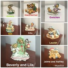 Cherished Teddies Collection/sold individually/Choose one at Check out