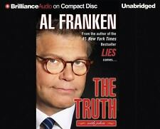 The Truth (with Jokes) by Al Franken (2005, CD, Unabridged) NEW