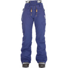 Picture Organic Treva Womens Pants Snowboard - Dark Blue All Sizes