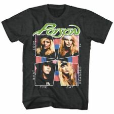 Poison - Look What The Cat Dragged In Shirt