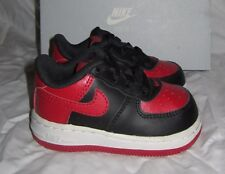 NIB Infant Toddler Boys NIKE AIR FORCE 1 (TD) Sneakers 596730 - size 4