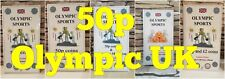 50p OLYMPIC LONDON 2012 Coin Albums - choose yours! JB Album with mintage.