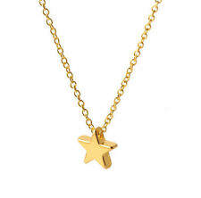 Pendant 2016 Star  Women Necklace Tiny Jewelry Fashion Charm