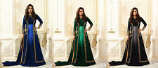 Indian Bollywood Designer Anarkali Pakistani Wedding PartyWear Salwar Suit KRN2.