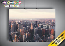 Poster New York City City Point of view