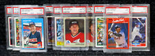 Carlton Fisk / PSA Graded Cards / Hall of Famer / Chicago White Sox