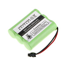1/2/4 PCS 3.6V 800mah Ni-Cd NiCD Cordless Phone Battery for Uniden BT-905