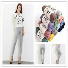 FASHION WOMENS LADIES SLIM TROUSERS THERMAL LONG BOTTOMS TROUSERS WINTER NEWGIFT