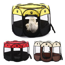Magideal Pet Foldable Travel Carrier Bag Portable Pet Outdoor Tote Kennel