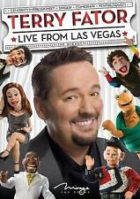 Terry Fator: Live from Las Vegas (DVD)