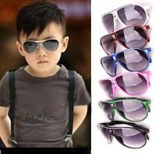 Stylish Cool Child Boys Girls Kids Plastic Frame Sunglasses Goggles Eyewear  VC