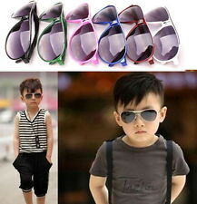 Child Cool Children Boys Girls Kids Plastic Frame Sunglasses Goggles Eyewear  VC