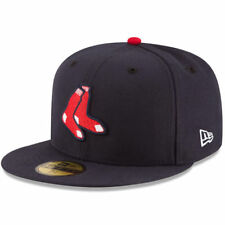 New Era Boston Red Sox MLB Authentic Collection On-Field 59FIFTY Cap Hat NewEra
