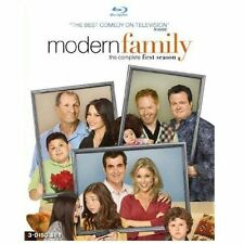 Modern Family: The Complete First Season (Blu-ray Disc, 2010) NEW w/slipcover