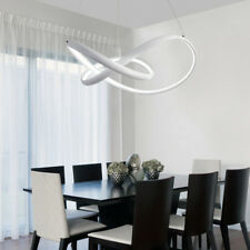 Dining Room Modern Pendant light Fixture Nature Inspired Chandelier W/ Remoter
